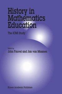 History in Mathematics Education