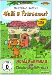 Nulli & Priesemut DVD 5: Schlafohrhase und Knickzungenfrosch