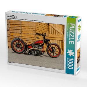 Ein Motiv aus dem Kalender Edel-Bikes 2017 1000 Teile Puzzle que