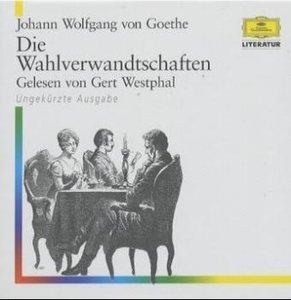 Die Wahlverwandtschaften. 8 CDs