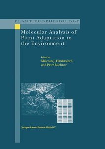 Molecular Analysis of Plant Adaptation to the Environment