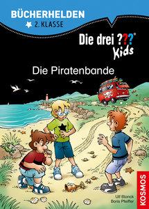 Die drei ??? Kids, Bücherhelden, Die Piratenbande