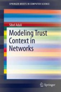 Modeling Trust Context in Networks