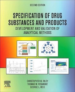 Specification of Drug Substances and Products: Development and V