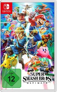 Super Smash Bros. Ultimate, 1 Nintendo Switch-Spiel