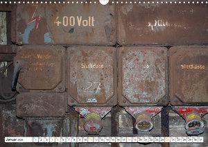 Völklinger Hütte Welterbe seit 1994 (Wandkalender 2020 DIN A3 qu