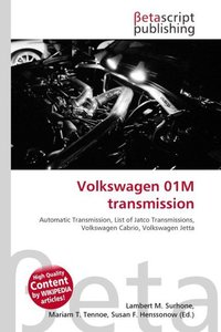 Volkswagen 01M transmission