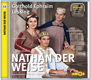 Nathan der Weise - Hörspiel. Die wichtigsten Szenen im Original.