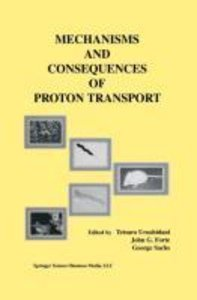 Mechanisms and Consequences of Proton Transport
