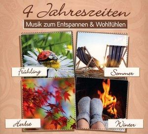 4 Jahreszeiten-Musik zum Entspannen & Wohlfühlen