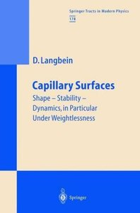 Capillary Surfaces