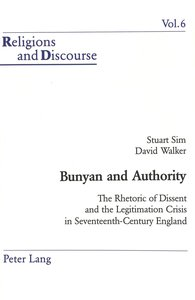 Bunyan and Authority