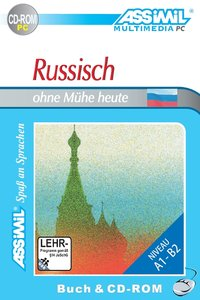 Assimil. Russisch ohne Mühe heute. Multimedia-PC. Lehrbuch und C