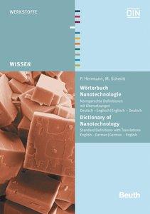 Wörterbuch Nanotechnologie