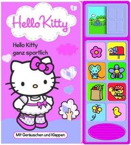 Hello Kitty Klappen-Geräusche-Buch