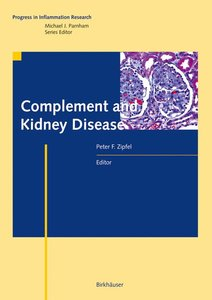 Complement and Kidney Disease