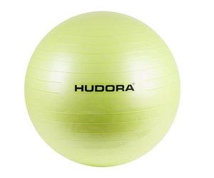 HUDORA 76757 - Fitness Gymnastikball, lemon/grün, 75cm