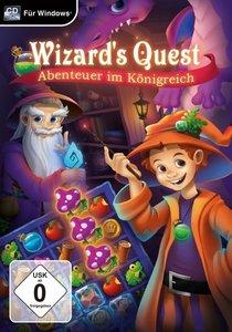 The Wizard\'s Quest - Abenteuer im Königreich. Für Windows Vista