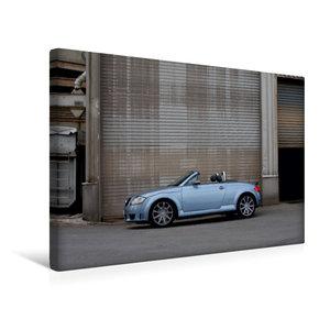 Premium Textil-Leinwand 45 cm x 30 cm quer TT 8N Roadster