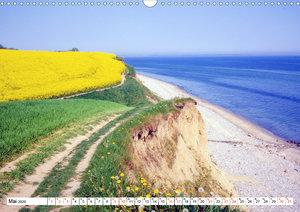 Landschaften im Norden, Den Jahreszeiten angepasst (Wandkalender