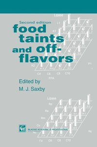 Food Taints and Off-Flavours