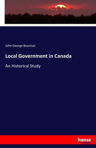 Local Government in Canada