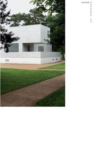 Neue Meisterhäuser in Dessau