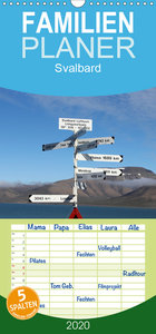 Svalbard - Familienplaner hoch
