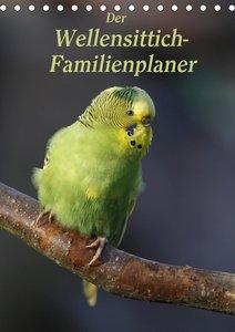 Der Wellensittich-Familienplaner