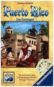 Puerto Rico - Das Kartenspiel (Spiel)