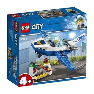 City Polizei Flugzeugpatrouille (4+)