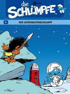 Die Schlümpfe 06. Der Astronautenschlumpf