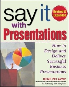 Say it Wth Presentations