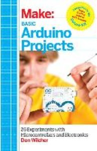 Make: Ultimate Arduino Projects