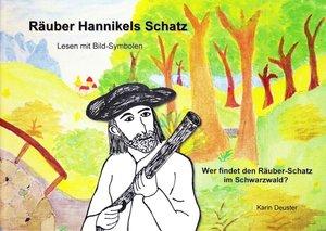 Räuber Hannikels Schatz - Lesen mit Bild-Symbolen