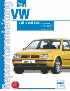 Golf IV und Bora