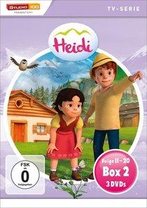 Heidi (CGI) Teilbox 2