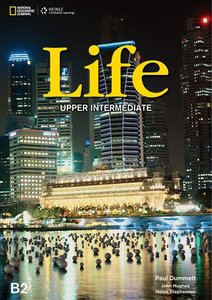 Life, Upper Intermediate. Special Pack: Student's Book m. DVD un