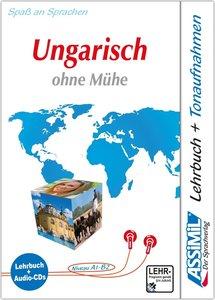 Assimil. Ungarisch ohne Mühe. Multimedia-Classic. Lehrbuch und 4