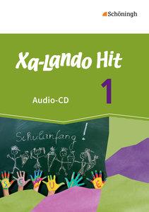Xa-Lando 1. Hit - Audio-CD. Deutschbuch. Ausgabe B. Baden-Württe