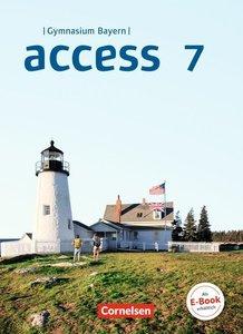 Access - Bayern 7. Jahrgangsstufe - Schülerbuch