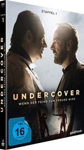 Undercover. Staffel.1, 3 DVD