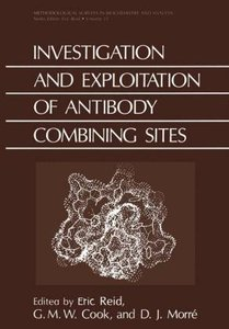 Investigation and Exploitation of Antibody Combining Sites