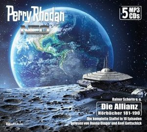 Perry Rhodan Neo Episoden 181-190
