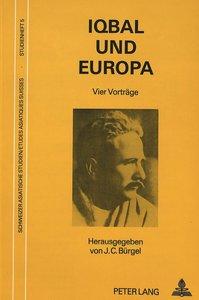 Iqbal und Europa