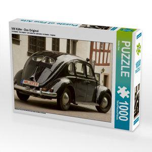 VW Käfer - Das Original 1000 Teile Puzzle quer