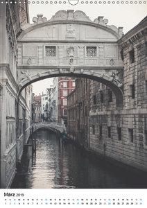 Venedig - Stille Ansichten (Wandkalender 2019 DIN A3 hoch)