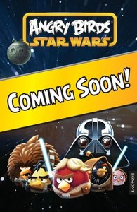 Angry Birds Star Wars Joke Book