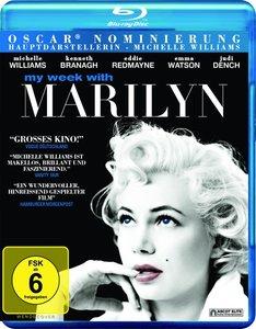 My week with Marilyn-Blu-ray Disc