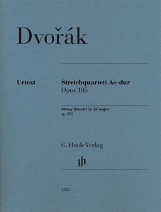 Streichquartett As-dur op. 105